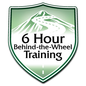 6 Hour Behind The Wheel Training